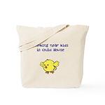 Kids Need Clean Air. Tote Bag