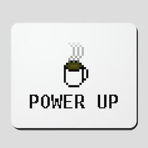 Power Up Mousepad