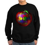 Puzzle Apple Sweatshirt (dark)