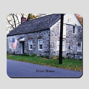 Freer House Mousepad