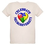 Teach Compassion Organic Kids T-Shirt