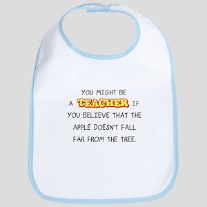 Apple Not Far From Tree Bib