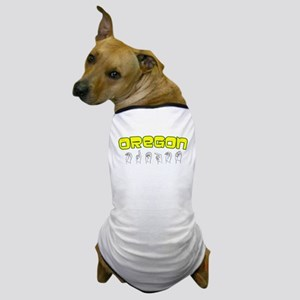 Oregon Design Dog T-Shirt