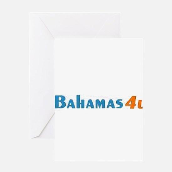 Bahamas Goods Greeting Card