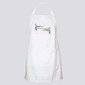 Wine Club is a girls best friend Apron