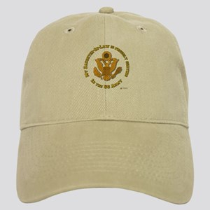 Army Daughter-in-Law Gold Cap