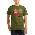 Can 'O Whoop Ass Organic Men's T-Shirt (dark)