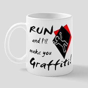 Graffiti Mug