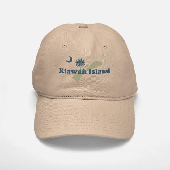 Kiawah Island SC Baseball Baseball Cap