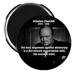 Sir Winston Churchill 2.25