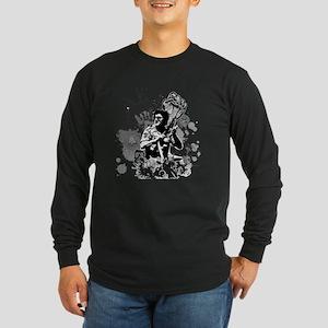 Lebanese Pride T-Shirt Long Sleeve Dark T-Shirt