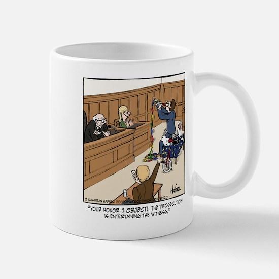 Entertaining the Witness Mug