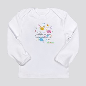 I Can Almost Tell Time Long Sleeve T-Shirt