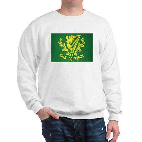 Ireland Green Flag Sweatshirt