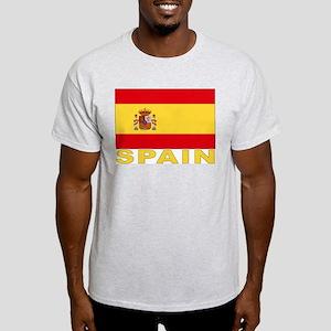 Spain Flag Light T-Shirt