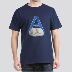 A Is For Arctic Fox Dark T-Shirt