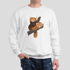 Red Pandas Sweatshirt