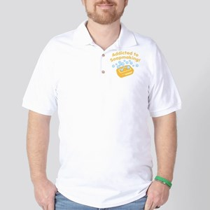 Addicted to Soap Craft Golf Shirt