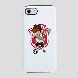 Football Dab Peru Peruvian F iPhone 8/7 Tough Case