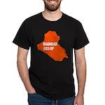 Baghdad Ass Up Black T-Shirt