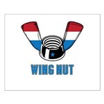 Wing Nut Small Poster