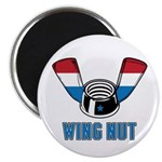 "Wing Nut 2.25"" Magnet (10 pack)"