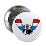 """Wing Nut 2.25"""" Button"""