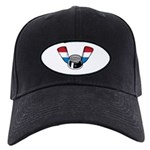 Wing Nut Black Cap