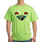 Wing Nut Green T-Shirt