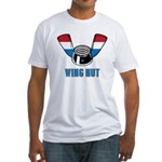 Wing Nut Fitted T-Shirt