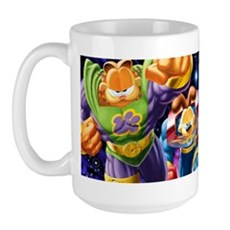 Pet Force - To The Rescue Large Mug