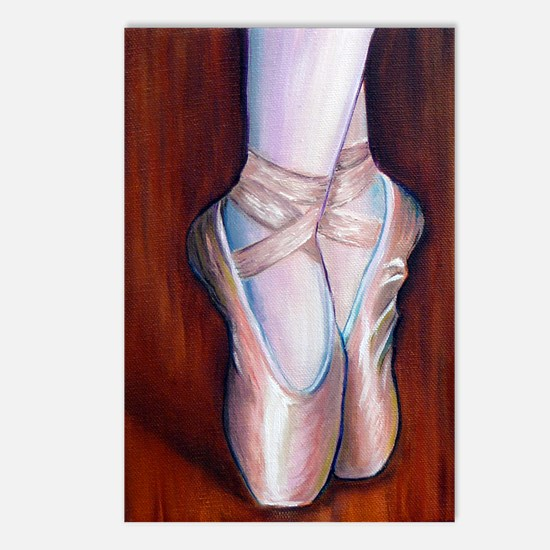 Ballet Shoes Postcards (Package of 8)