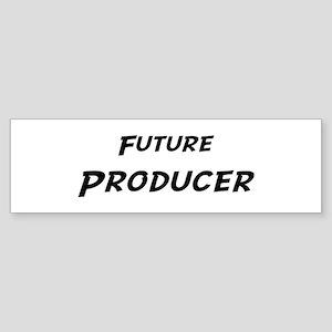 Future Producer Bumper Sticker