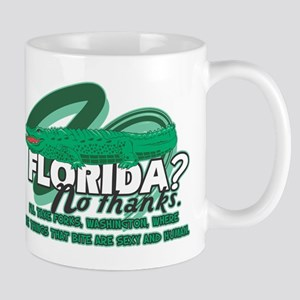 Keep Florida, I'll Take Forks Mug
