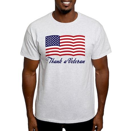 Thank A Veteran Light T-Shirt