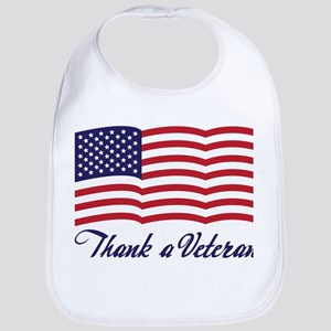 Thank A Veteran Bib