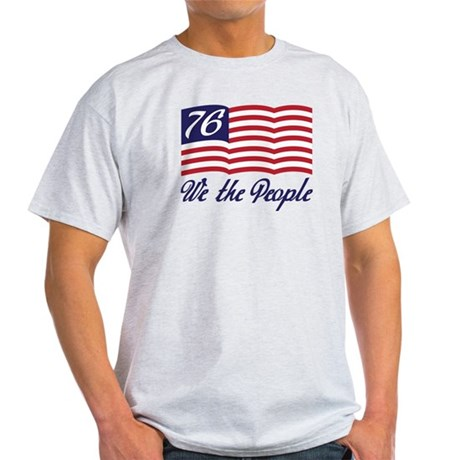 We The People Light T-Shirt