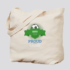 Football Saudis Saudi Arabia Soccer Team Tote Bag
