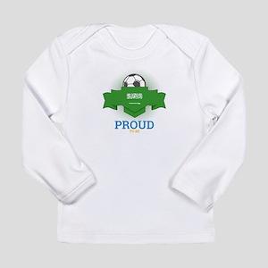 Football Saudis Saudi Arabia S Long Sleeve T-Shirt