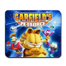 Garfield's Pet Force Mousepad