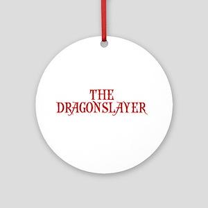 SURVIVOR COACH DRAGONSLAYER S Ornament (Round)