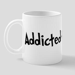 Addicted to Golf Mug