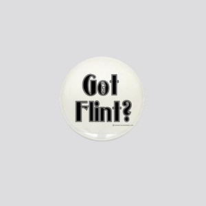 Got Flint? Mini Button