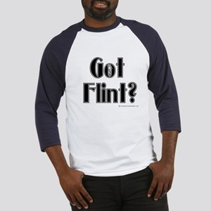 Got Flint? Baseball Jersey