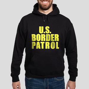 U.S. Border Patrol Hoodie (dark)