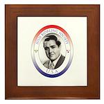 JBS-USA logo Framed Tile