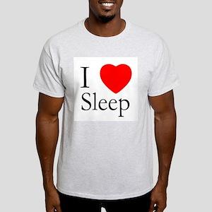iloveSLEEP Light T-Shirt