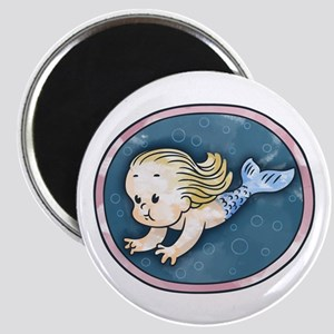 Mermaid -blonde Magnet