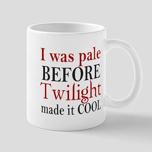 I Was Pale Before Mug