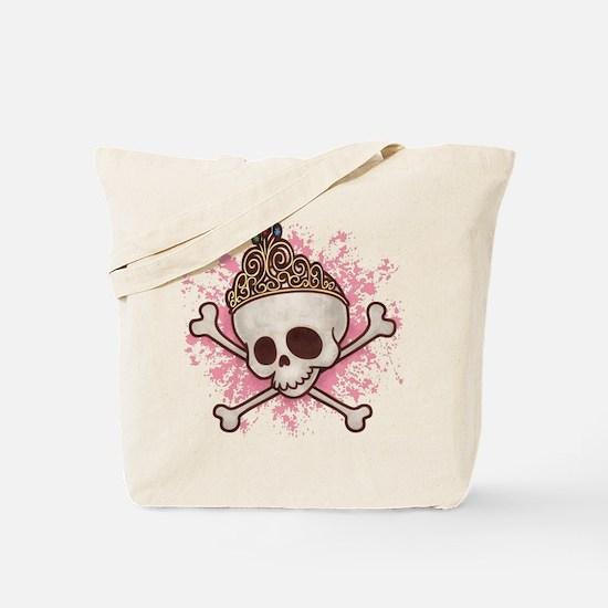 Princess Pirate 509 Tote Bag